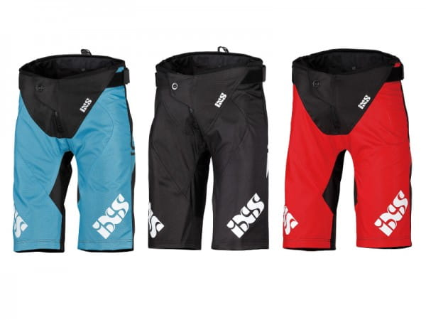 iXS Race Kids Shorts, Brisk Blue/Black, KL