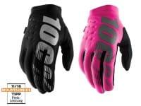 100% Brisker Women Cold Weather Glove (FA18),