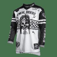 O´Neal ULTRA LITE 70 Jersey black/white M