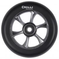 Chilli Wheel Turbo 110mm Black