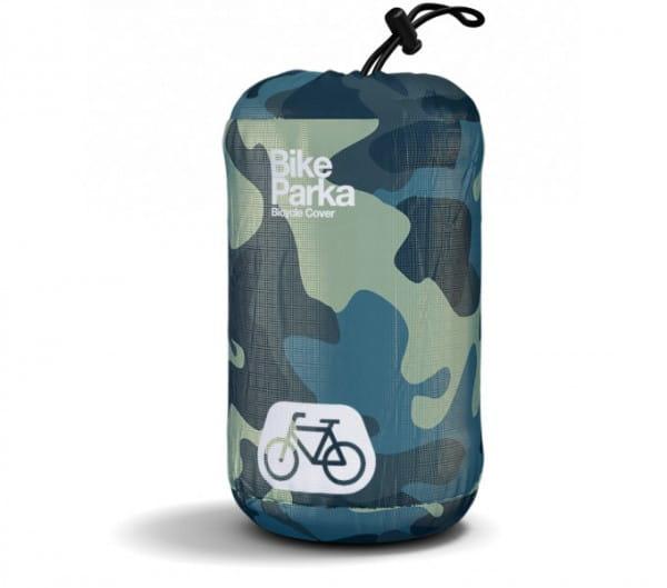 BikeParka Urban-Camo