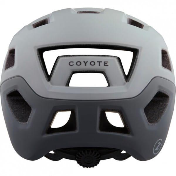 Helm Coyote Matte Grey (M) 55-59 cm