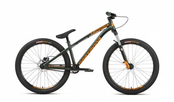 Dartmoor Dirt Bike Gamer 26, scout grün