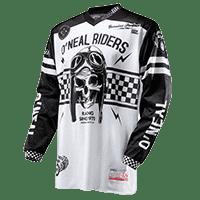 O´Neal ULTRA LITE 70 Jersey black/white S
