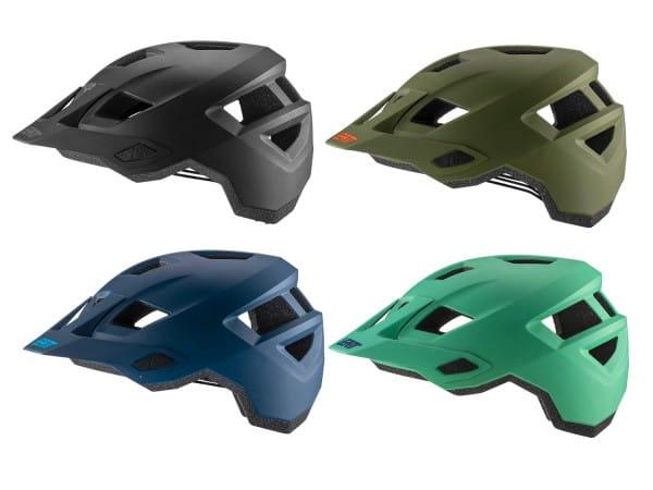Leatt DBX 1.0 Helmet, Ink, Gr. M