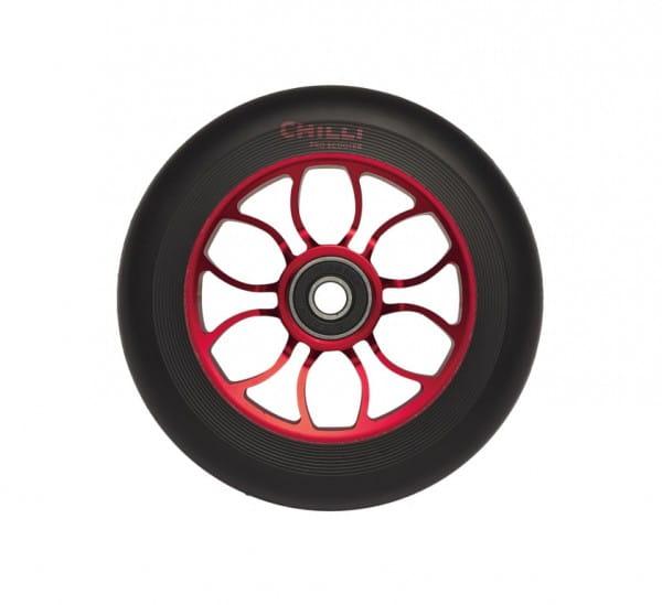 Chilli Wheel-Reaper-110mm Fire Red