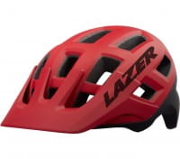 Helm Coyote Matte Red Black M