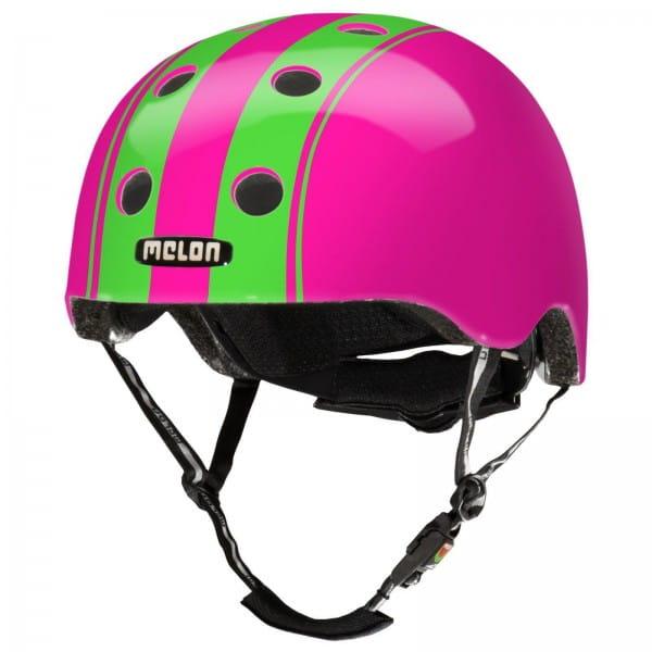 Melon Helm - XXS/S - Double Green Pink
