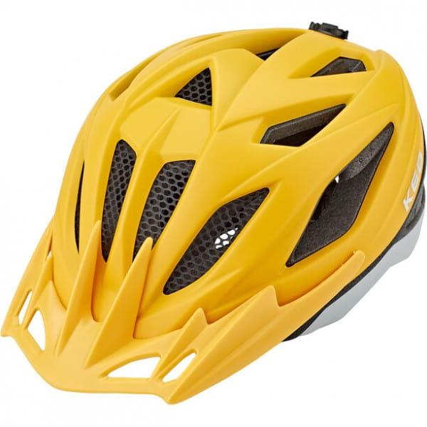 KED Street Junior Pro M yellow grey matt 53-58 cm