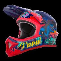 O´Neal Sonus Youth Helmet Rex multi