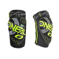 O´Neal DIRT Knee Guard Youth neon yellow L/XL