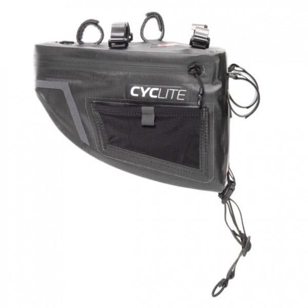 Cyclon Handle Bar Areo Bag Black