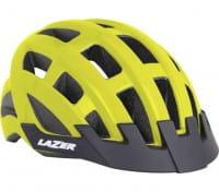 Lazer Helm Compact Flash Yellow Unisize 54-61 cm