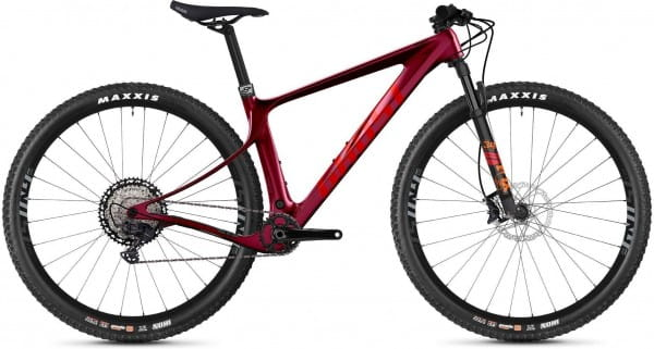 Lector SF LC Advanced Cherry Red, Gr. M