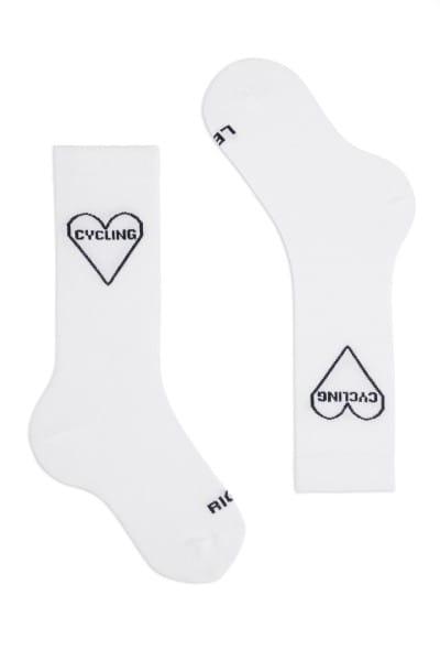 BIKE LOVE Socken
