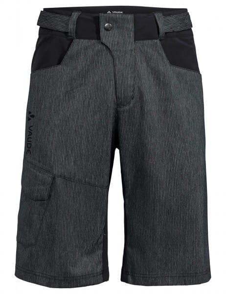 Men`s Tremalzo Stripes Shorts M black