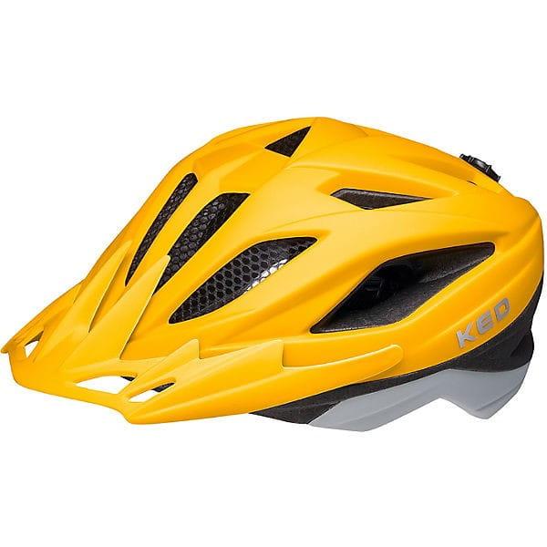 KED Street Junior Pro S yellow grey matt 49-55 cm