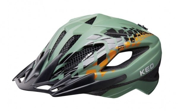 KED Street Junior Pro M Olive 53-58 cm