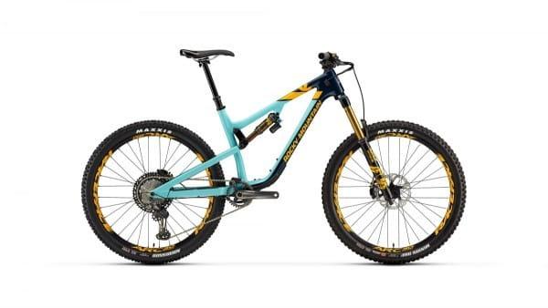 Rocky Mountain ALTITUDE C90 Bike C1 indigo/blue, L