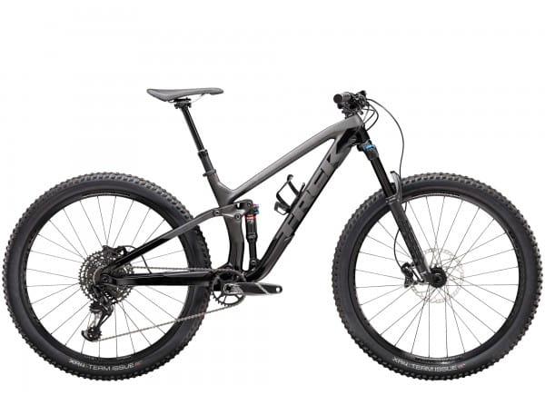 "Trek Fuel EX 9.7 ML (29"""" wheel) Matte Carbon"