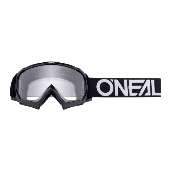 O´Neal B-10 Youth Goggle SOLID black/white