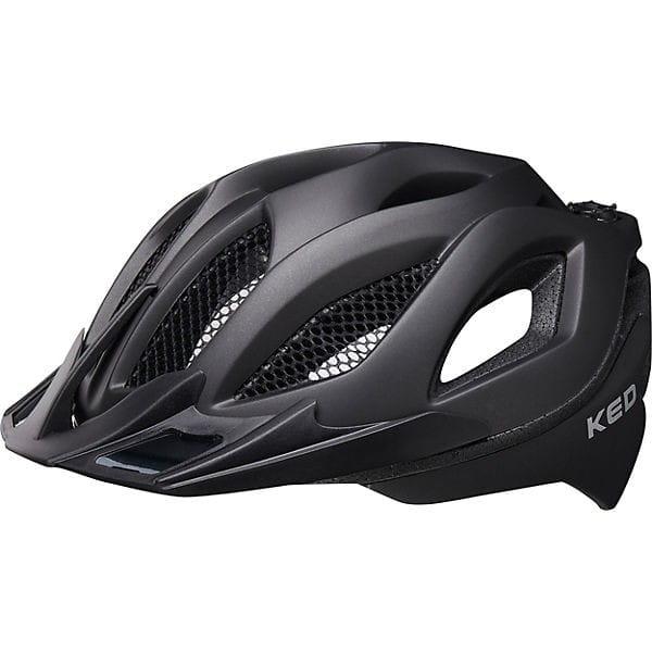 KED Spiri II L Black Matt 55-61 cm